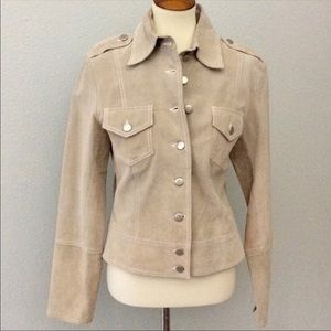 EUC BB Dakota Leather Jacket